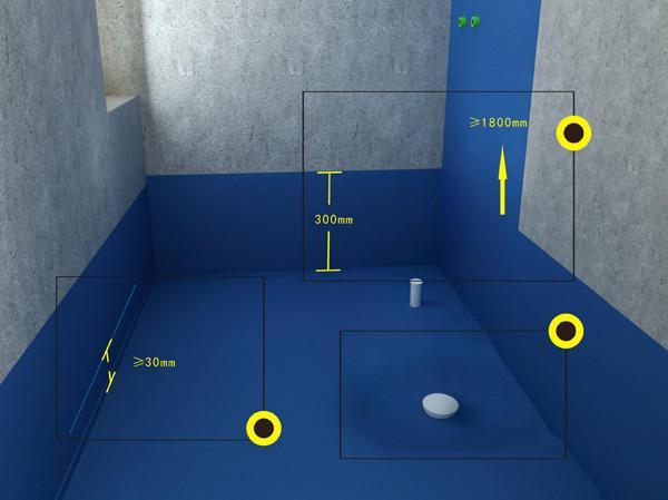 家庭防水专家,卫生间防水,厨房防水